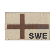 Claw Gear Sweden Flag Patch (Desert)