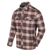 Helikon Defender MK2 Pilgrim Shirt (Rust Plaid)