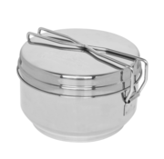 Helikon Mess Tin (Stainless Steel)