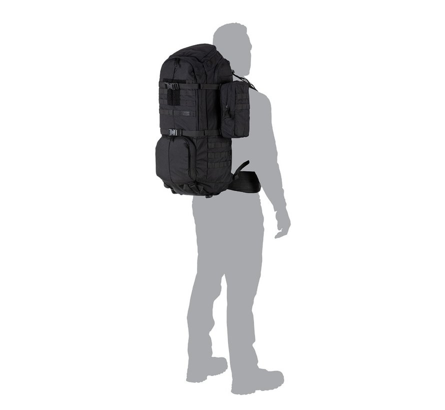 Rush 100 Backpack 60L (Black)