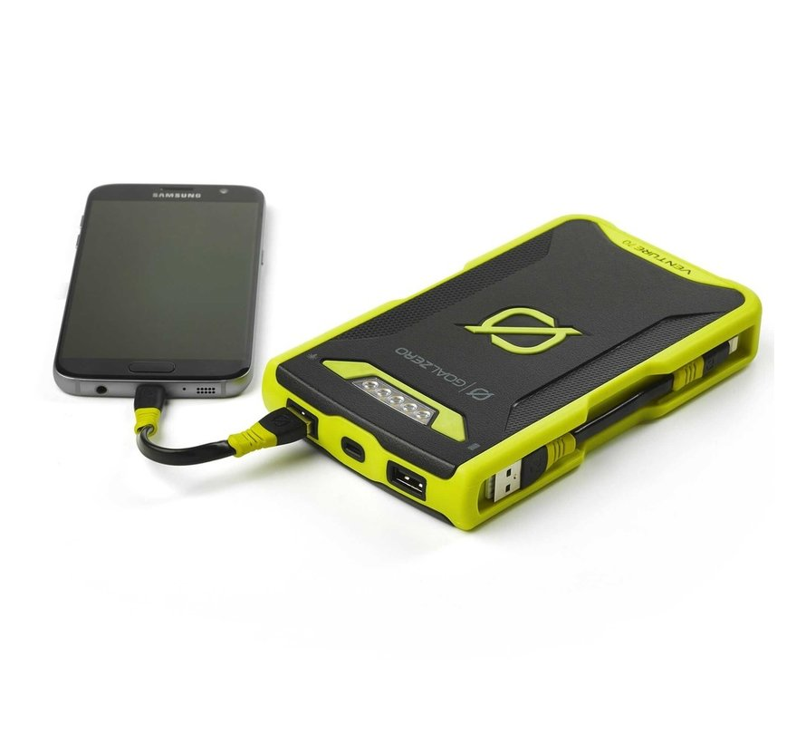 Venture 70 Power Bank And Lightning