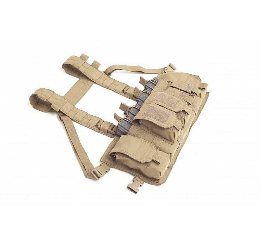 Falcon Chest Rig (Coyote Tan)