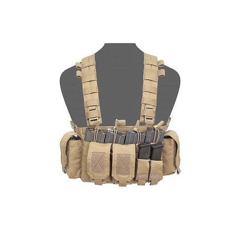 Warrior Falcon Chest Rig (Coyote Tan)