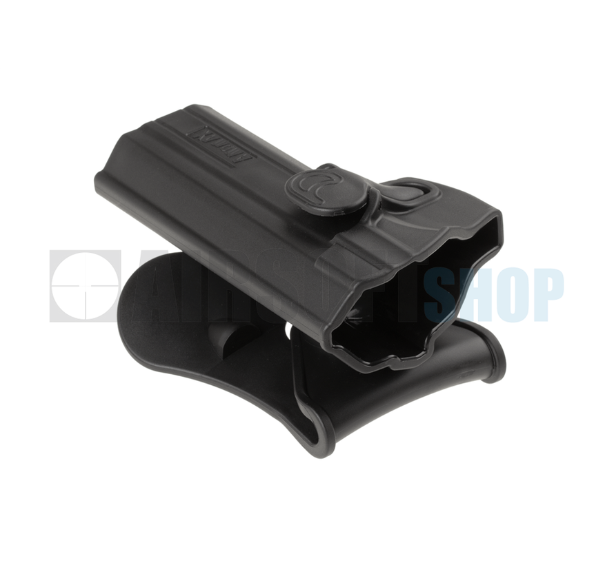 Paddle Holster for CZ Shadow 2 (Black)