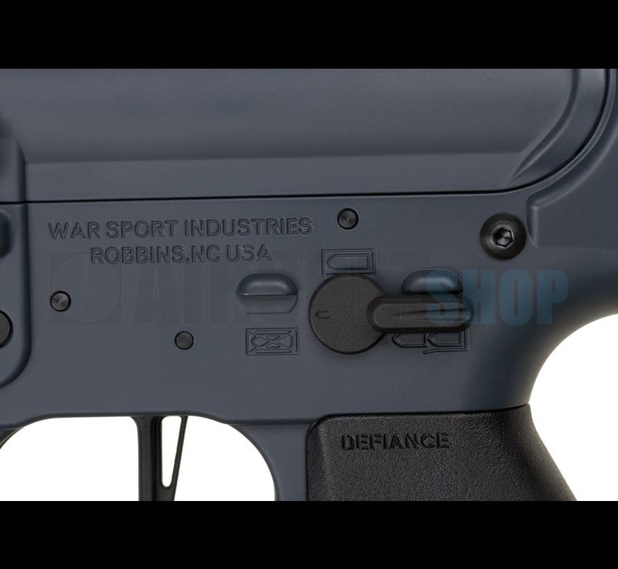 Custom Krytac War Sport LVOA-S With Titan (Combat Grey)