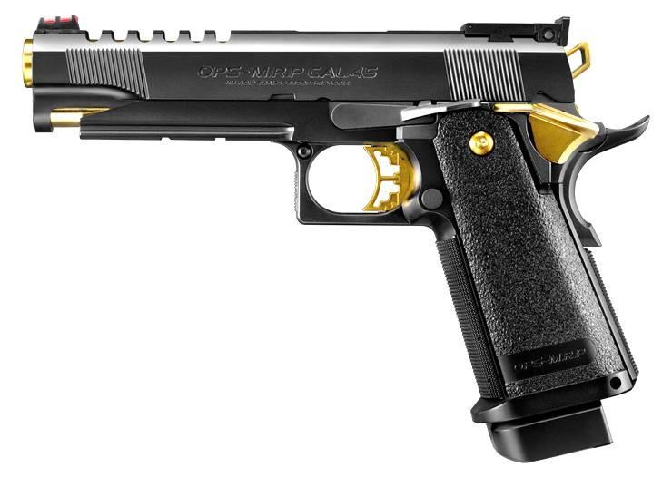 Gas Pistols