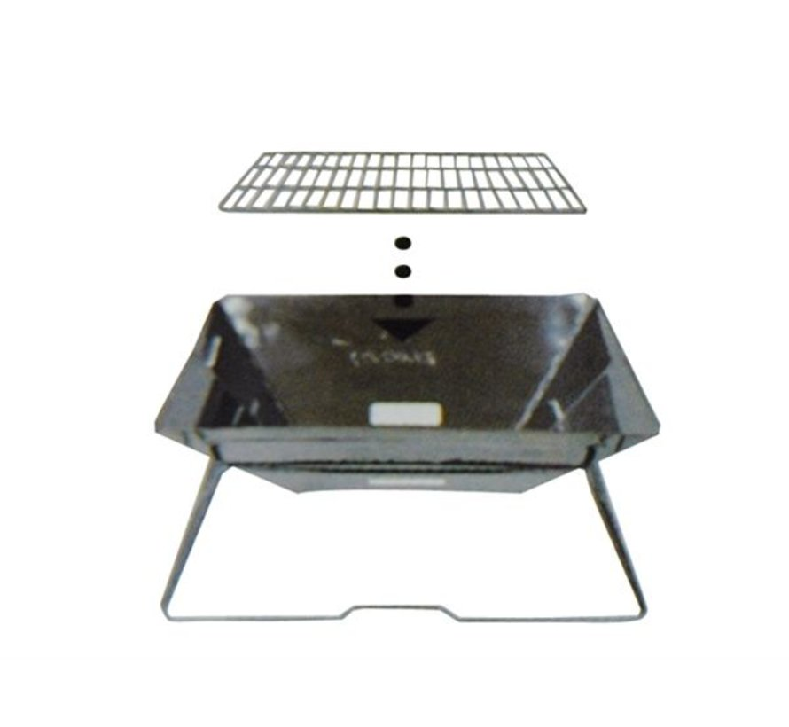 Foldable BBQ Large