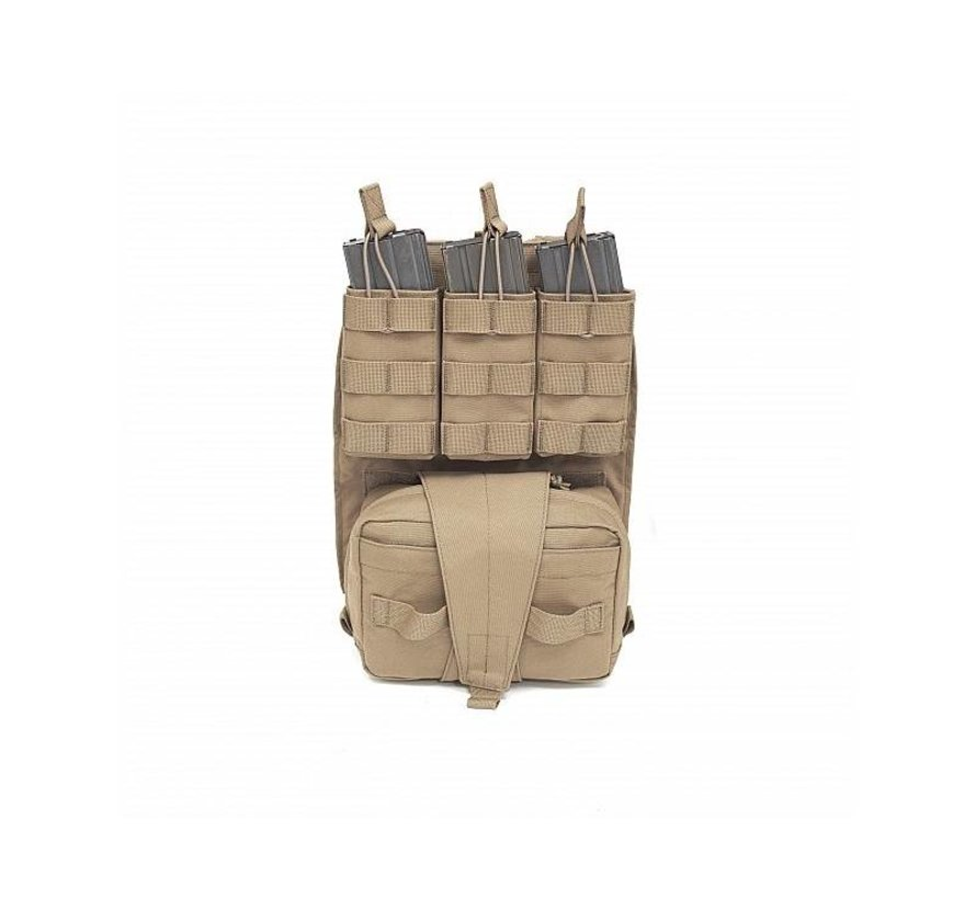 Assaulters Back Panel (Coyote Tan)