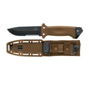 Gerber LMF II Infantry Knife (Coyote Brown)