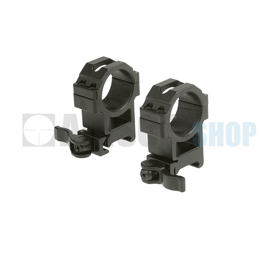 QD 30mm Mount Rings (High)