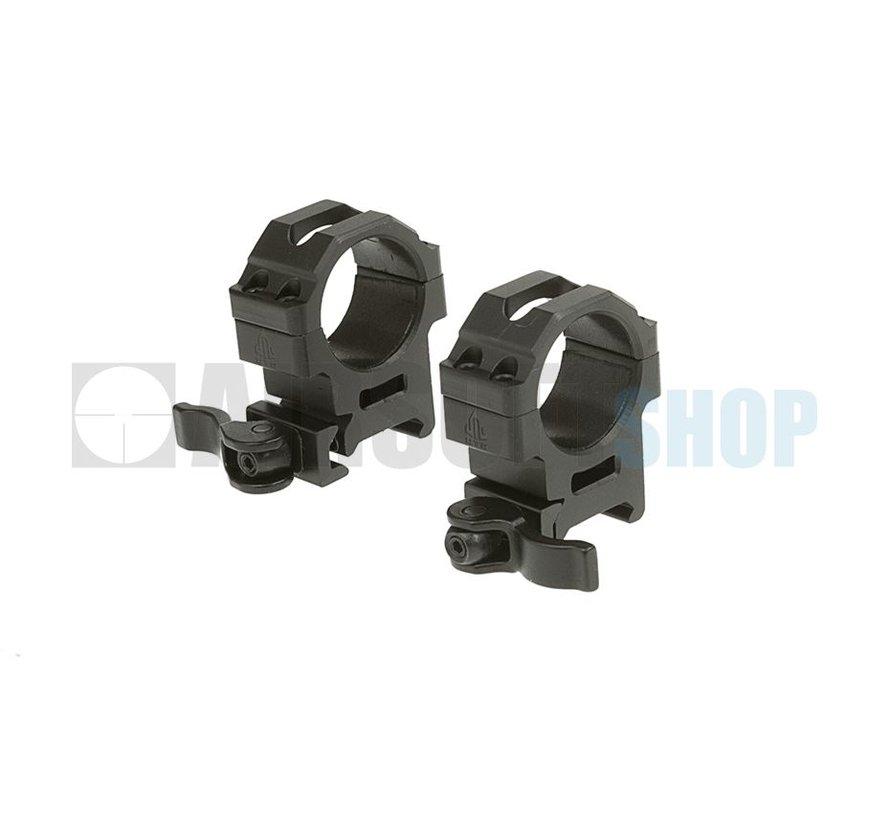 QD 30mm Mount Rings (Medium)