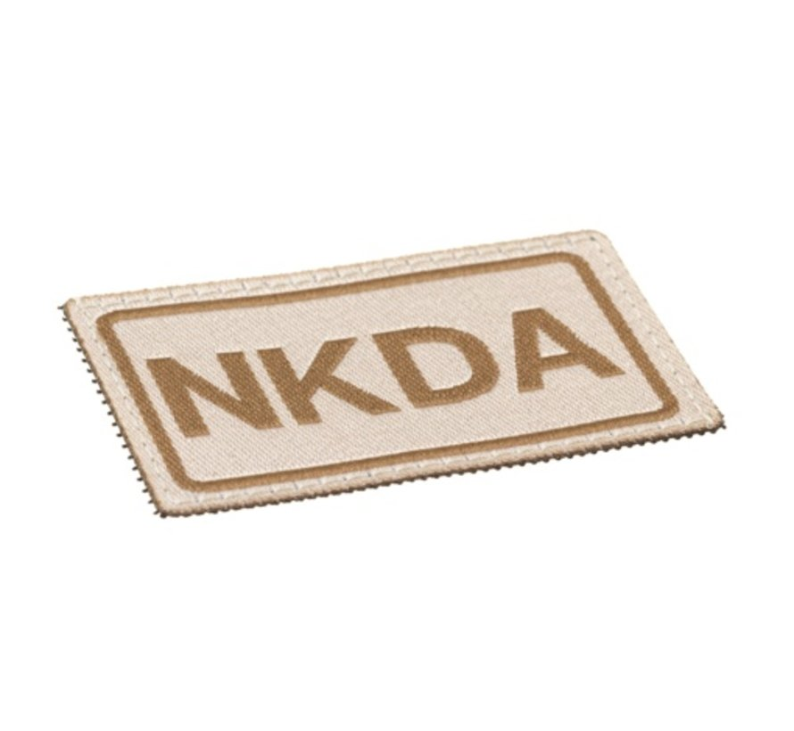 NKDA Patch (Desert)