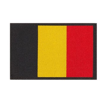 Claw Gear Belgium Flag Patch
