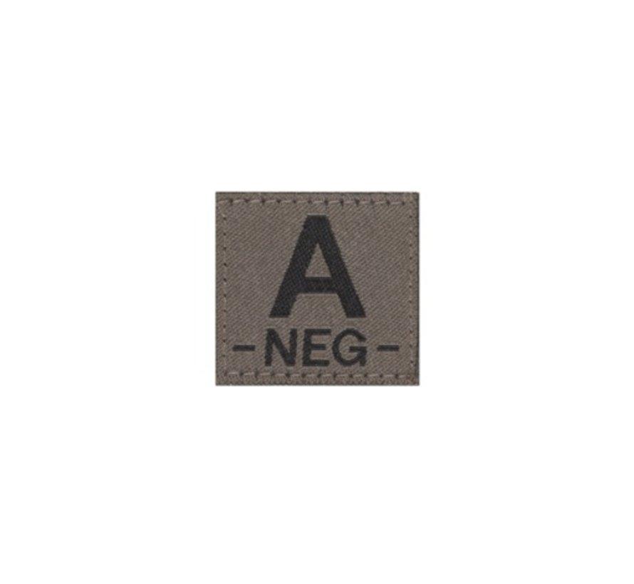 A NEG Bloodgroup Patch (RAL7013)