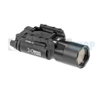 Night Evolution X300U Pistol Flashlight (Black)
