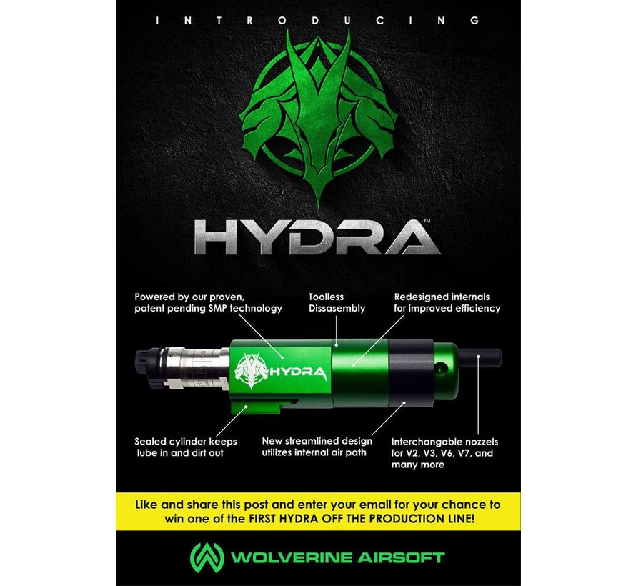 HYDRA Z-Nozzle TM M14