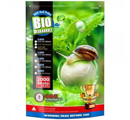 G&G Bio Precision BB 0,33g Gray (2000rds)
