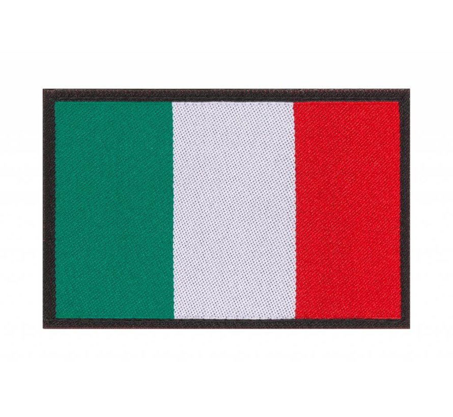 Italiaanse Vlag Patch