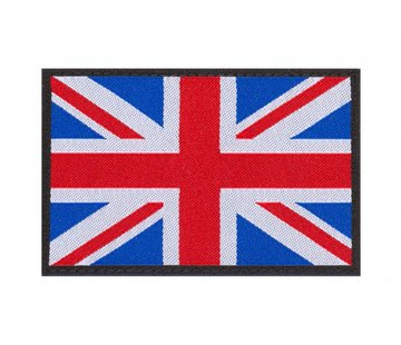 Claw Gear Great Britain Flag Patch