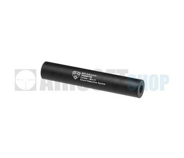 APS 190mm Silencer CCW (Black)