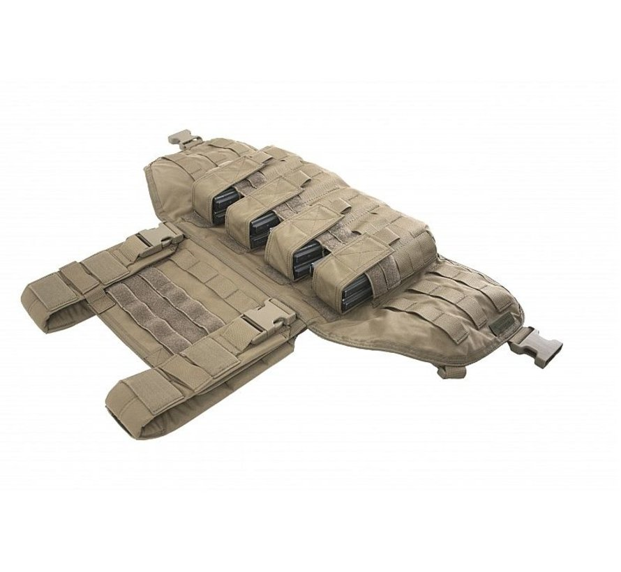 Gladiator Chest Rig (Coyote Tan)