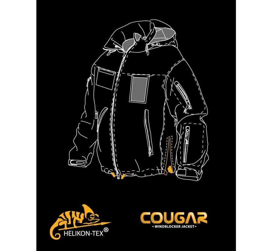 Cougar QSA Jacket (Coyote)