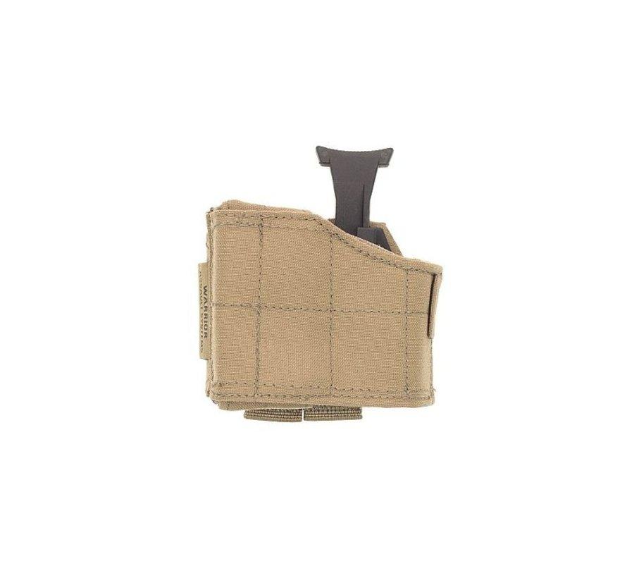 Universal Pistol Holster LEFT (Coyote Tan)