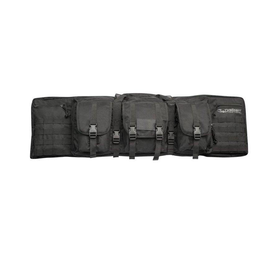 "42"" Double Rifle Bag (Black)"