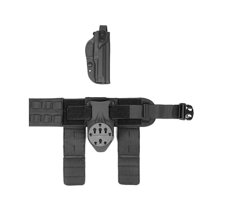 Gunfighter Belt (Black)