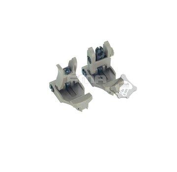 FMA 71L Folding Sight Set (Dark Earth)
