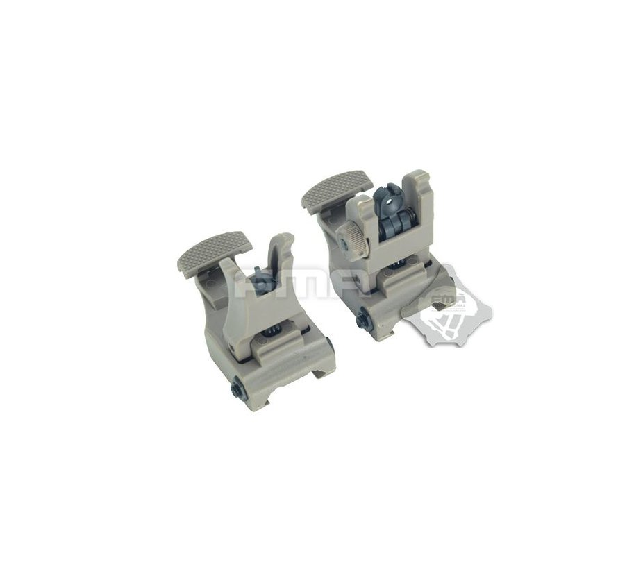 71L Folding Sight Set (Dark Earth)