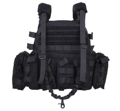 101 Inc Operator Plate Carrier (LQ14120 / Multiple Colors)