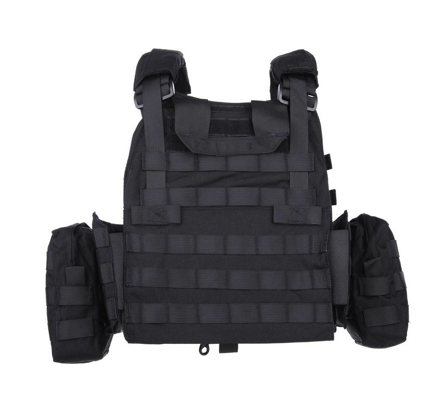 Operator Plate Carrier (LQ14120 / Multiple Colors)