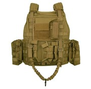 101 Inc Ranger Plate Carrier (LQ14122 / Multiple Colors)