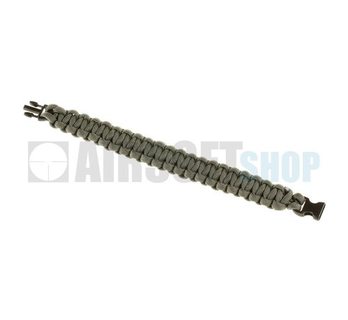 Invader Gear Paracord Bracelet Compact (Grey)