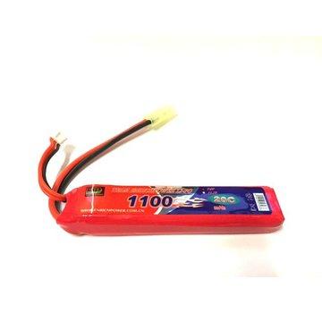 Enrichpower LiPo 7.4V 1100mAh 20C Stick Type (Tamiya)