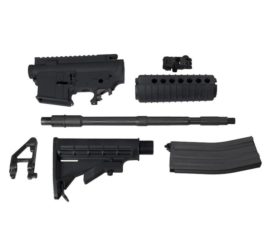 PTW Ultimate Challenge Kit M4-A1-MAX2 (M110 Cylinder)