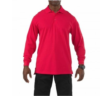 5.11 Tactical Professional Polo LS (Range Red)