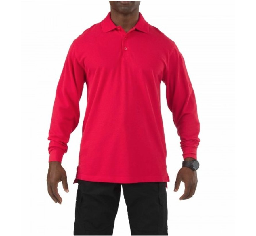 Professional Polo LS (Range Red)