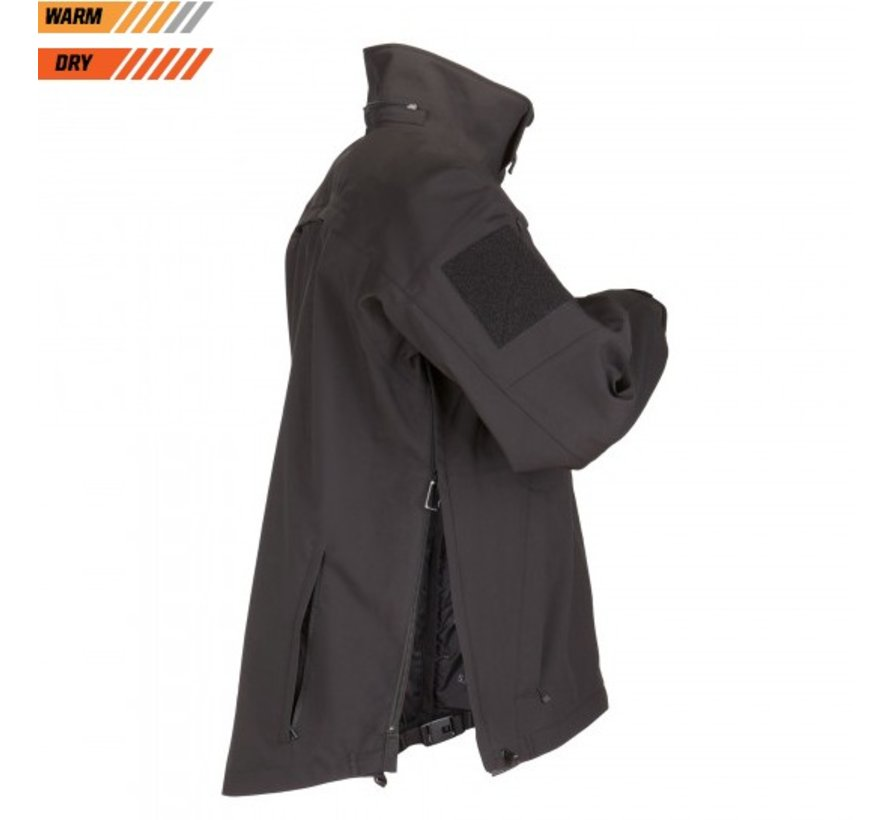 Sabre 2.0 Jacket (Black)
