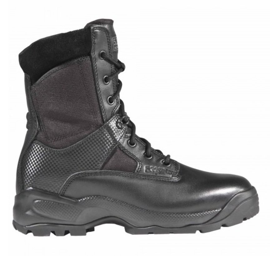 "A.T.A.C. 8"" Side Zip Boot (Black)"