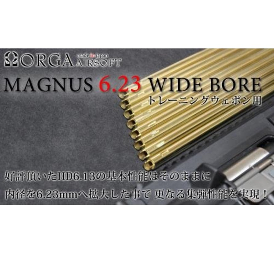 Magnus 6.23mm 509mm Wide Bore PTW Inner Barrel