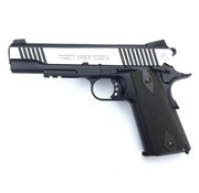 Cybergun Colt 1911 Rail Gun Dual Tone CO2