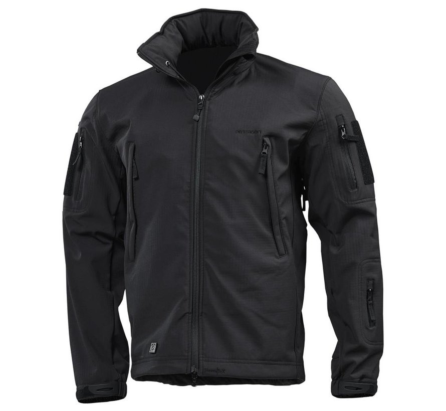 Artaxes Softshell Jacket (Black)