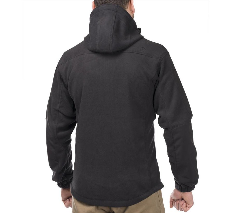 Hercules Fleece Jacket 2.0 (Black)