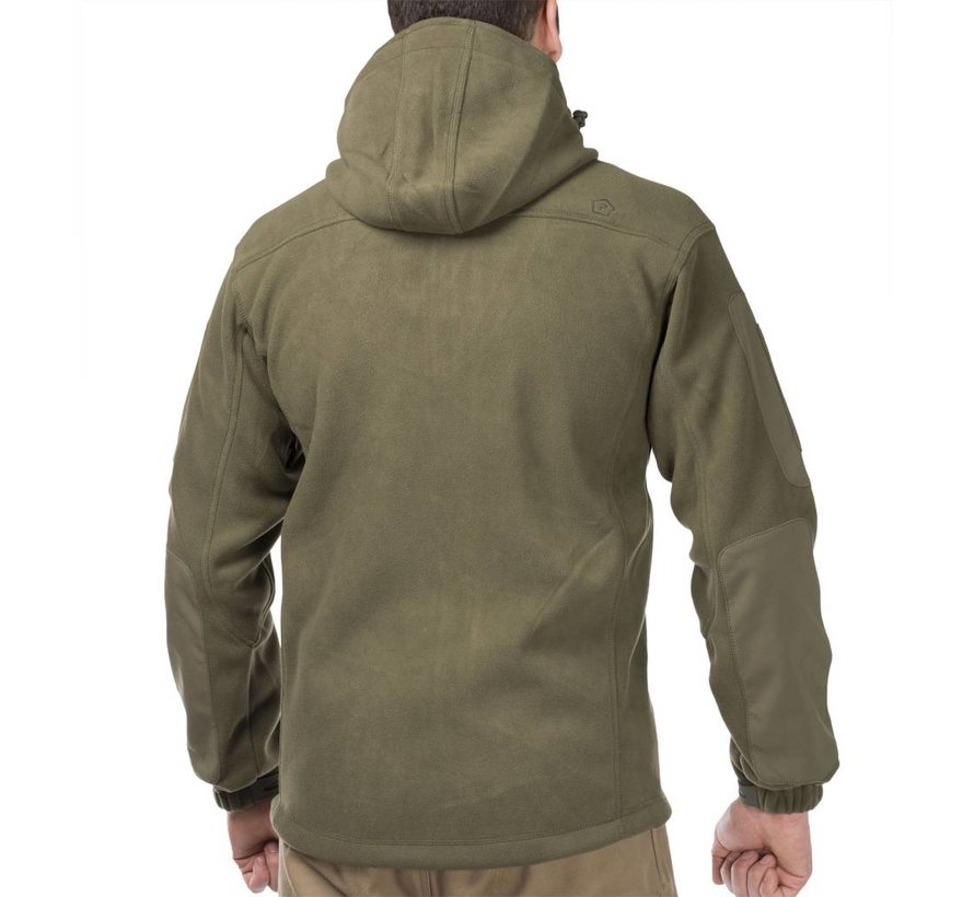 Hercules Fleece Jacket 2.0 (Olive)