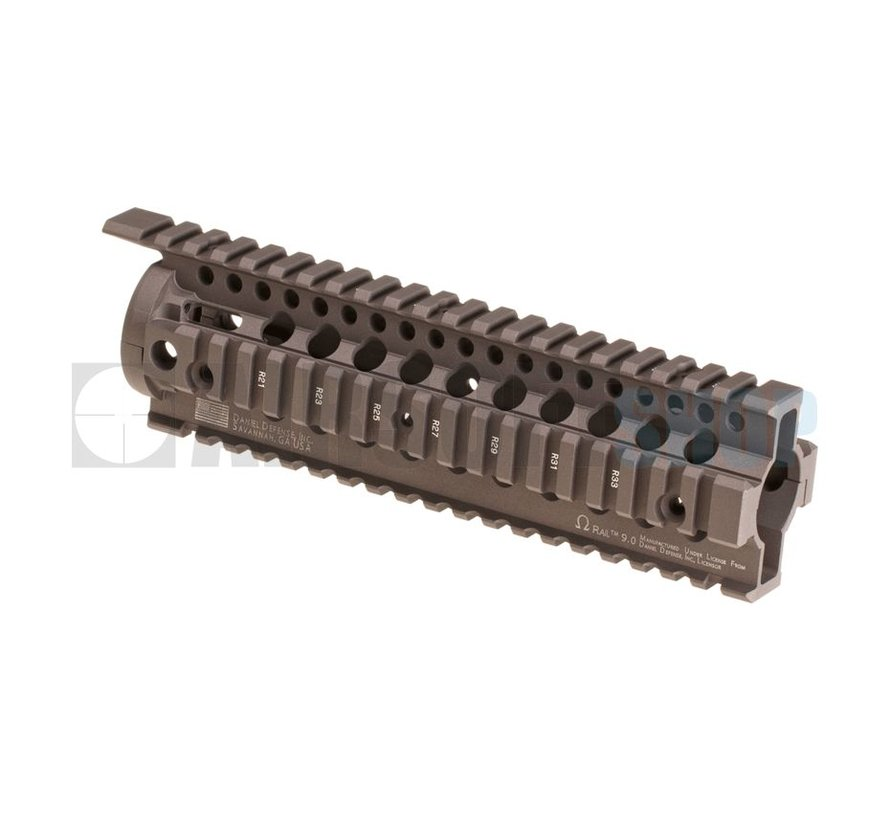 "Daniel Defense Omega Rail 9"" (Desert)"