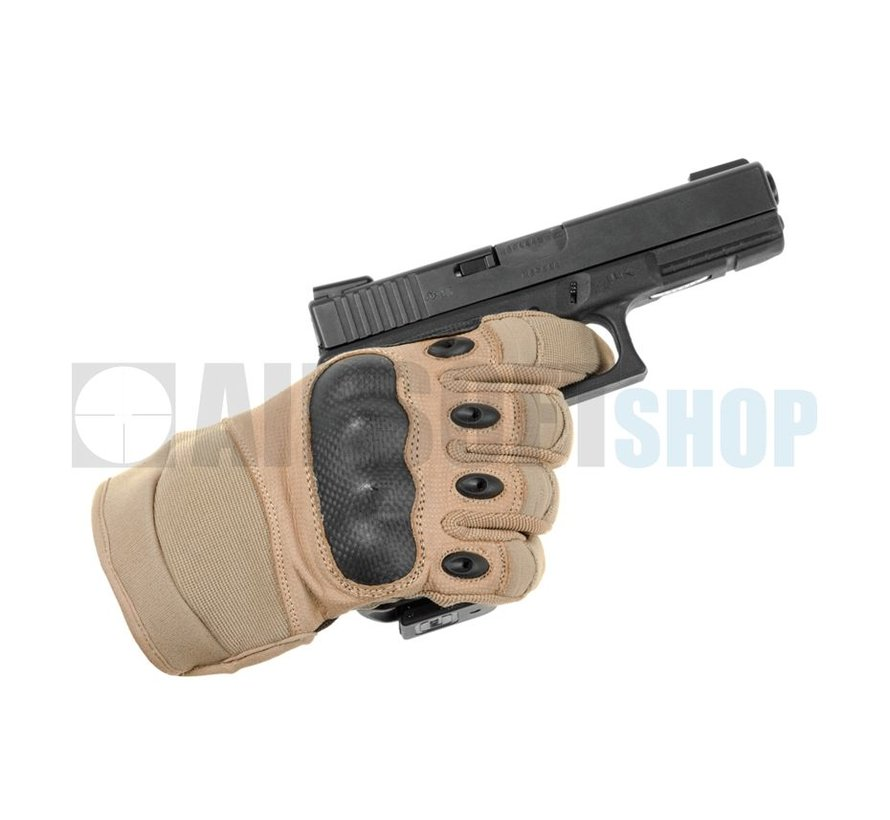 Assault Gloves (Tan)