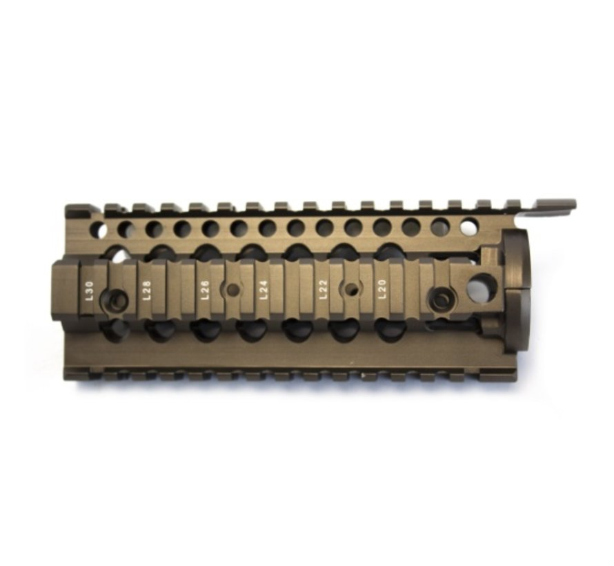 "BOCCA Series Three Rail 7"" (Bronze)"