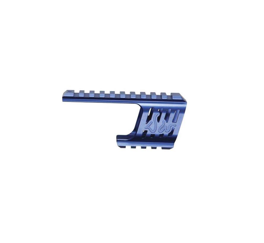 Dan Wesson DW 715 CNC Mount (Blue)